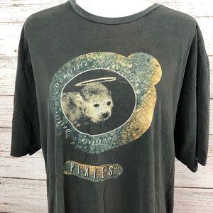 Pixies Doolittle Monkey 2010 Tour T-Shirt Sz XL